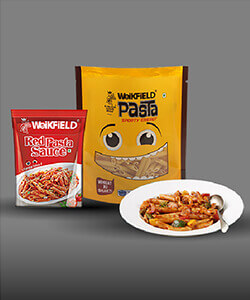 Weikfield Pasta and Pasta Sauces created in 2015