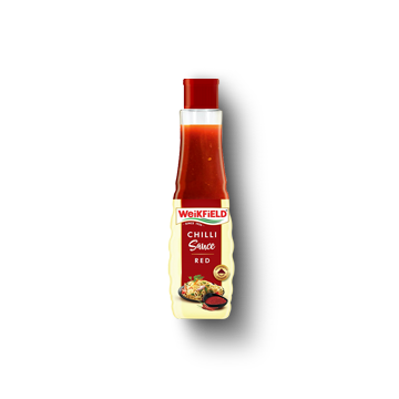 Weikfield Red Chilli Sauce Bottle