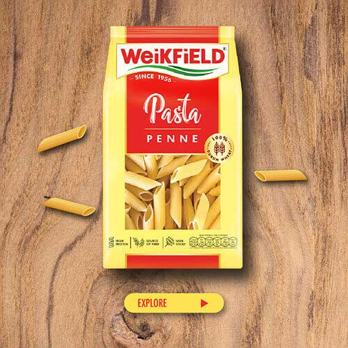 Weikfield Penne Pasta