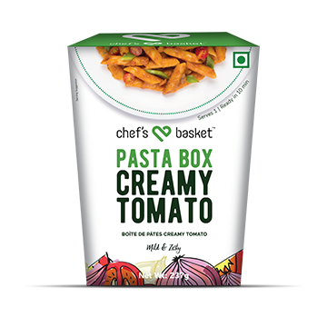 Chef's Basket Pasta Box - Creamy Tomato