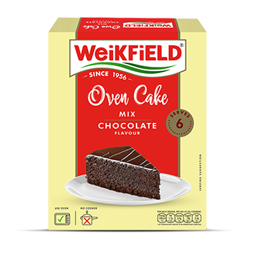 Weikfield Chocolate Oven Cake Mix Pack