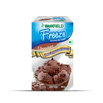Weikfield Freeze Ice-cream Mix Chocolate Flavour