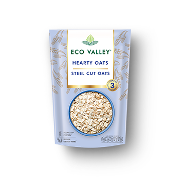 Eco Valley Hearty White Oats Pack