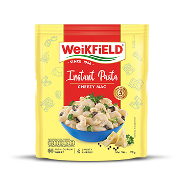 Weikfield Cheese Instant Pasta - Cheezy mac Pack