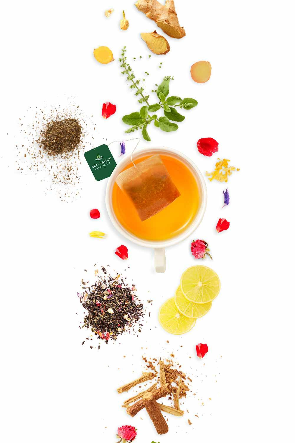 Made with rich and aromatic tea leaves, it's smooth to taste, never bitter. Rich in flavours