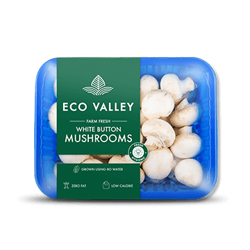 WHITE BUTTON MUSHROOMS